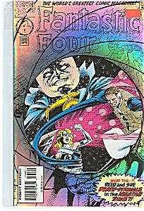 Fantastic Four - #399    April 1995-Marvel Comics (Image1)