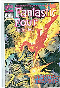 Fantastic Four - Unlimited # 7 Marvel comics (Image1)