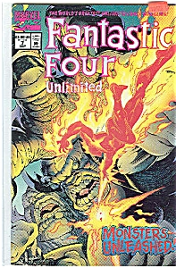FANTASTIC FOUR Unlimited.  # 7 Marvel Comics (Image1)