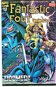 FANTASTIC FOUR UNLIMITED -Marvel comics #8 (Image1)