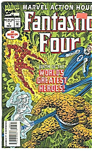 Fantastic Four -# 1 - Marvel Comics - Nov.1994