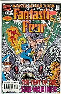 FANTASTIC FOUR - Marvel comics  # 3 (Image1)