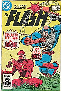 The FLASH -#339 - DC Comics - Nov. l984 (Image1)