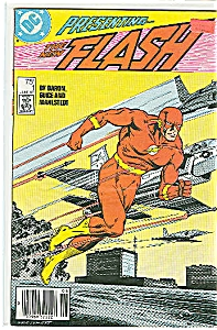 The New Flash - DC Comics     June 1987   # 1 (Image1)