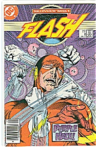 FLASH = DC comics - #8 -Jan. 1988 (Image1)