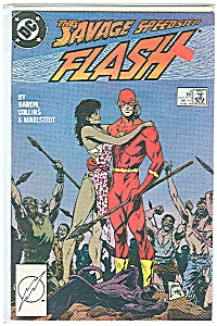 FLASH - DC Comics   # 10    March1988 (Image1)