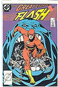 FLASH - # 11 April 1988   DC comics (Image1)