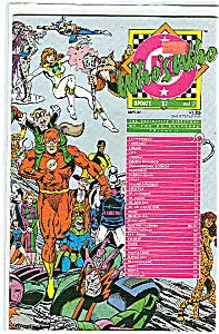 Who's Who Update - Sept. 87 Dc Comics