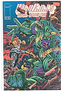 Image comics - WILD C.A.T.S. SEPT. 1994 (Image1)