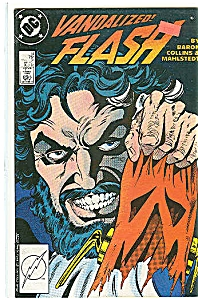 FLASH - Vandalized   DC comics  # 14  July1988 (Image1)