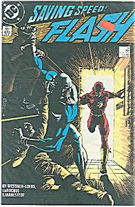 Flash - Saving speed - @ 16  DC comics (Image1)
