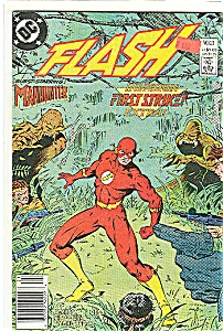 FLASH - DC comics # 21- Dec. 1988 (Image1)