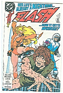 Flash -  DC comics #28 - July1989 (Image1)