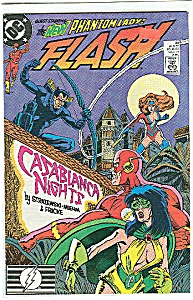 Flash -  DC comics #29  Aug. 1989 (Image1)