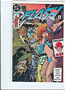 FLASH = DC comics  # 35 Feb. 1990 (Image1)