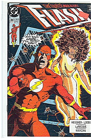 FLASH - DC comics  # 39  June 1980 (Image1)
