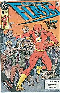 FLASH = DC comics  Nov. 90  - # 44 (Image1)