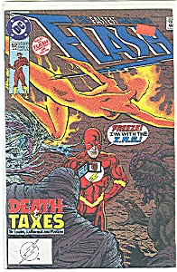 FLASH - DC comics.  # 52 July 1991 (Image1)