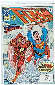 FLASH - DC Comics  # 53   August 1991 (Image1)