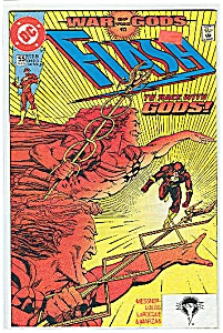 FLASH DC comics  # 55  Oct. 1991 (Image1)