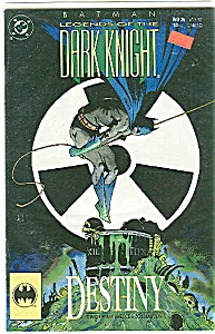 LEGENDS OF THE DARK KNIGHT -# 36 Aug 1991 (Image1)