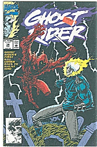 GHOST RIDER - Marvel Comics # 34 Feb. 1993 (Image1)