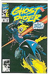Ghost Rider - Marvel Comics - #35 March 1993