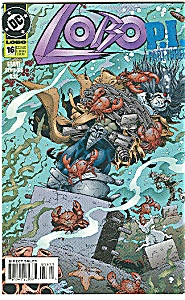 LOBO   DC Comics  # 16   June 95 (Image1)