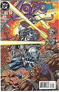 LOBO  R.I. - DC comics  #18 Aug.1995 (Image1)