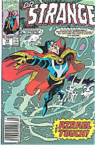 Dr. Strange -  Marvel Comics   # 19  July 1990 (Image1)