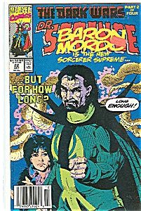 DR. Strange - Marvel comics - # 22Oct. 1990 (Image1)