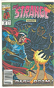 Dr. Strange / Sorcerer Supreme # 34 (10/91) Mint Unread