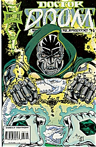 Doctor Doom - Marvel comics -  #62, Feb. 1994 (Image1)