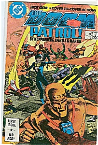 DOOM PATROL!  DC comics  # 1  Oct. 87 (Image1)