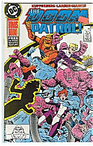 THE DOOM PATROL!  DC comics.  June 88 # 9 (Image1)