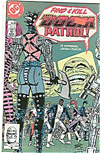 Doom Patrol -DC comics  # 12 Sept. 1988 (Image1)