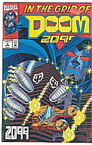 DOOM  - Marvel comics   March 1993   # 3 (Image1)