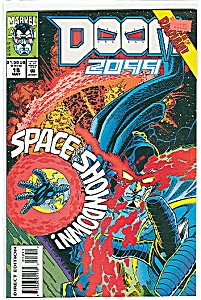 Doom 2099 - Marvel comics   # 18  May 1994 (Image1)