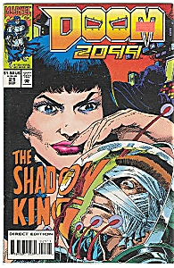Doom 2099 - Marvel comics - # 21  Sept. 94 (Image1)