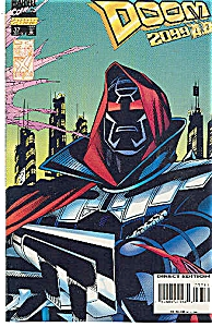 Doom 2099 - marvel comics  # 37  Jan. 1996 (Image1)