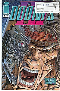 DOOM'S - Image comics -  # 4     Oct. 1994 (Image1)
