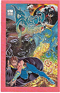 Dragon Quest -silverwolf Comics #1 Dec. 1986