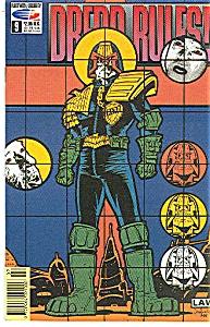 DREDD RULES - Fleetway Editions-# 9  1990 (Image1)