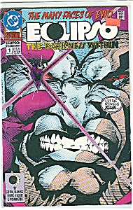 ECLIPSO - DC comics.  July 19 92  # 1 (Image1)