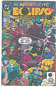 ECLIPSO - DC comics  # 2  Oct. 1992 (Image1)