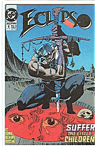 Eclipso -  DC comics.  # 9  July 93 (Image1)
