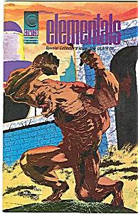 ELEMENTALS - Comico - #10 August 1991 (Image1)