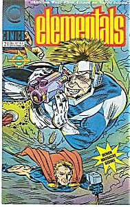 ELEMENTALS - Comico - # 21  Nov. 91 (Image1)