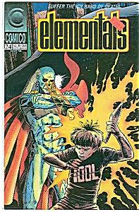 ELEMENTALS - Comico - # 24 Aug. 92 (Image1)