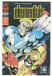 ELEMENTALS - Comico - April 93 # 26 (Image1)